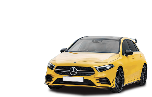 ALL NEW Mercedes-AMG A35