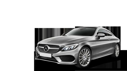 MERCEDES-BENZ C CLASS COUPE C220d Sport 2dr Auto