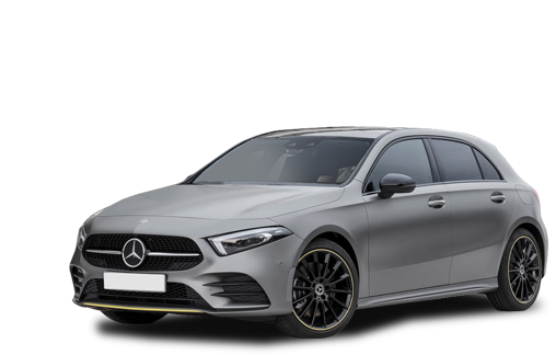 All New Mercedes-Benz A Class