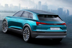2018 Audi E-tron All-Electric SUV
