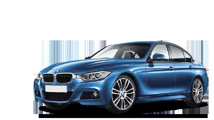 BMW 3 SERIES SALOON 320d M Sport 4dr